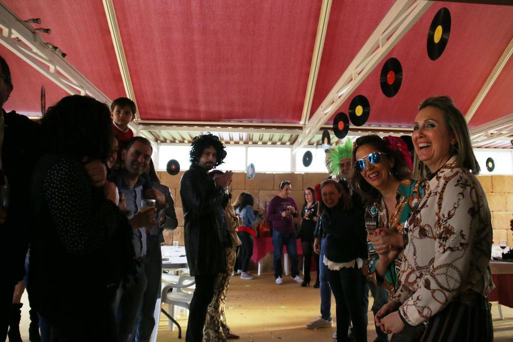 Mesnada Orden de San Juan Fiesta Ochentera en Plaza de Toros Antonio Soler