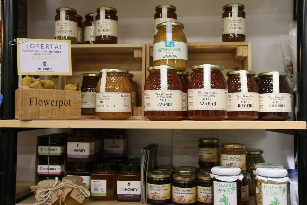 Miel en Herbodietética Natussi Archena
