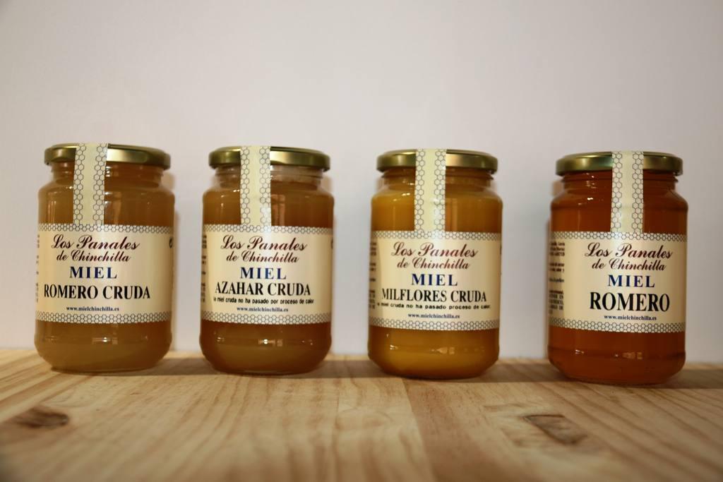 Miel en Herbodietética Natussi