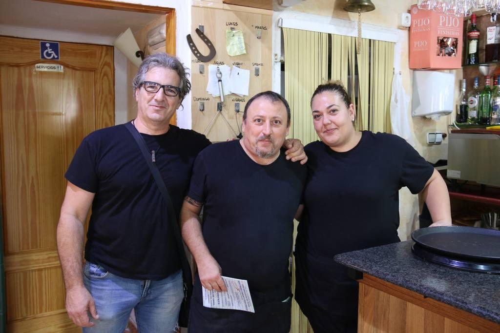 Molina Tapas 2018 - Zona Azul