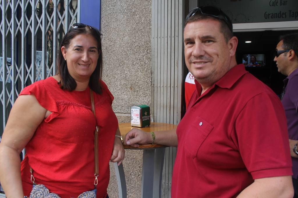 Molina Tapas 2018 - Zona Roja