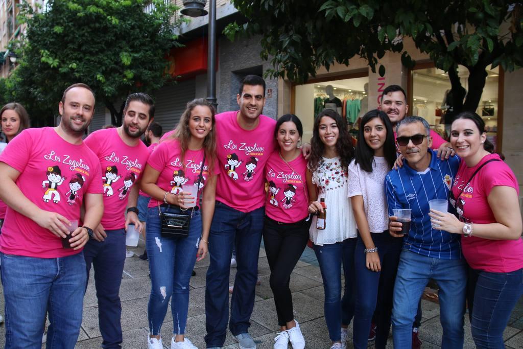Molina Tapas 2018 - Zona Turquesa - Postres