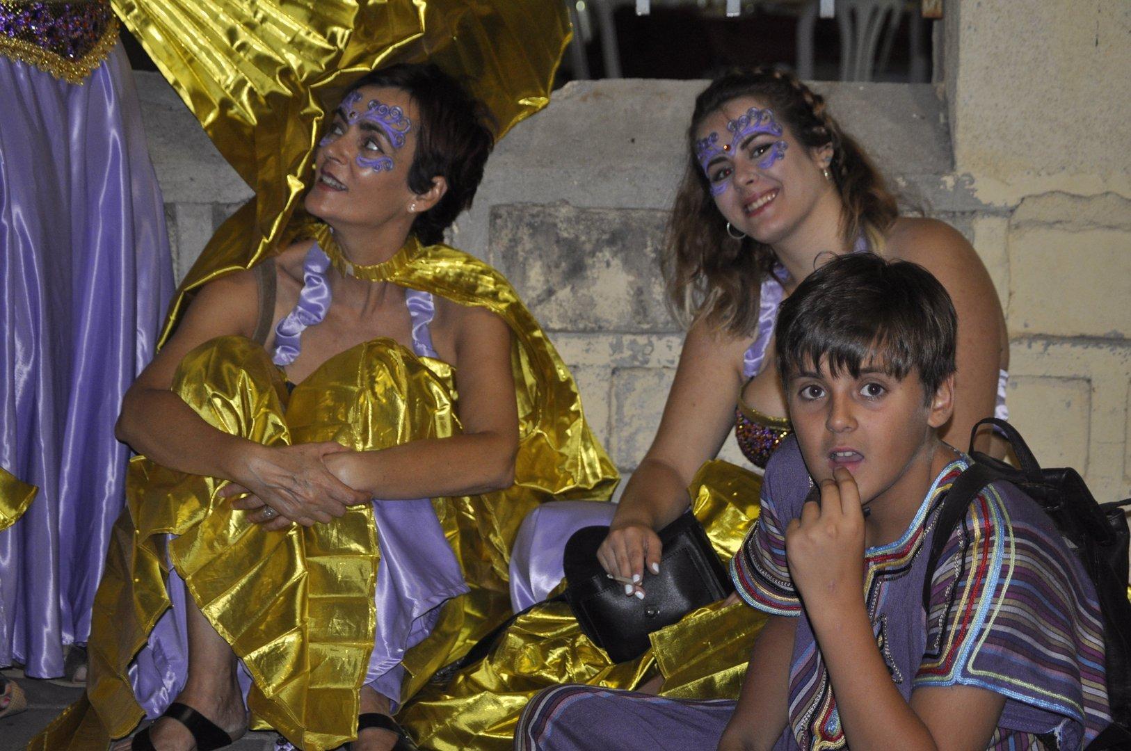 Moros y Cristianos Fiestas Archena 2017