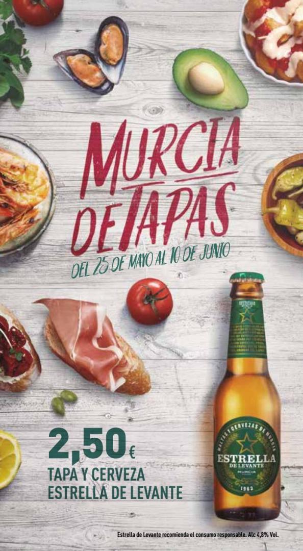 Murcia de Tapas 2018