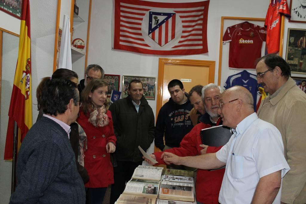 Museo de la Asoción de Deportistas de Molina