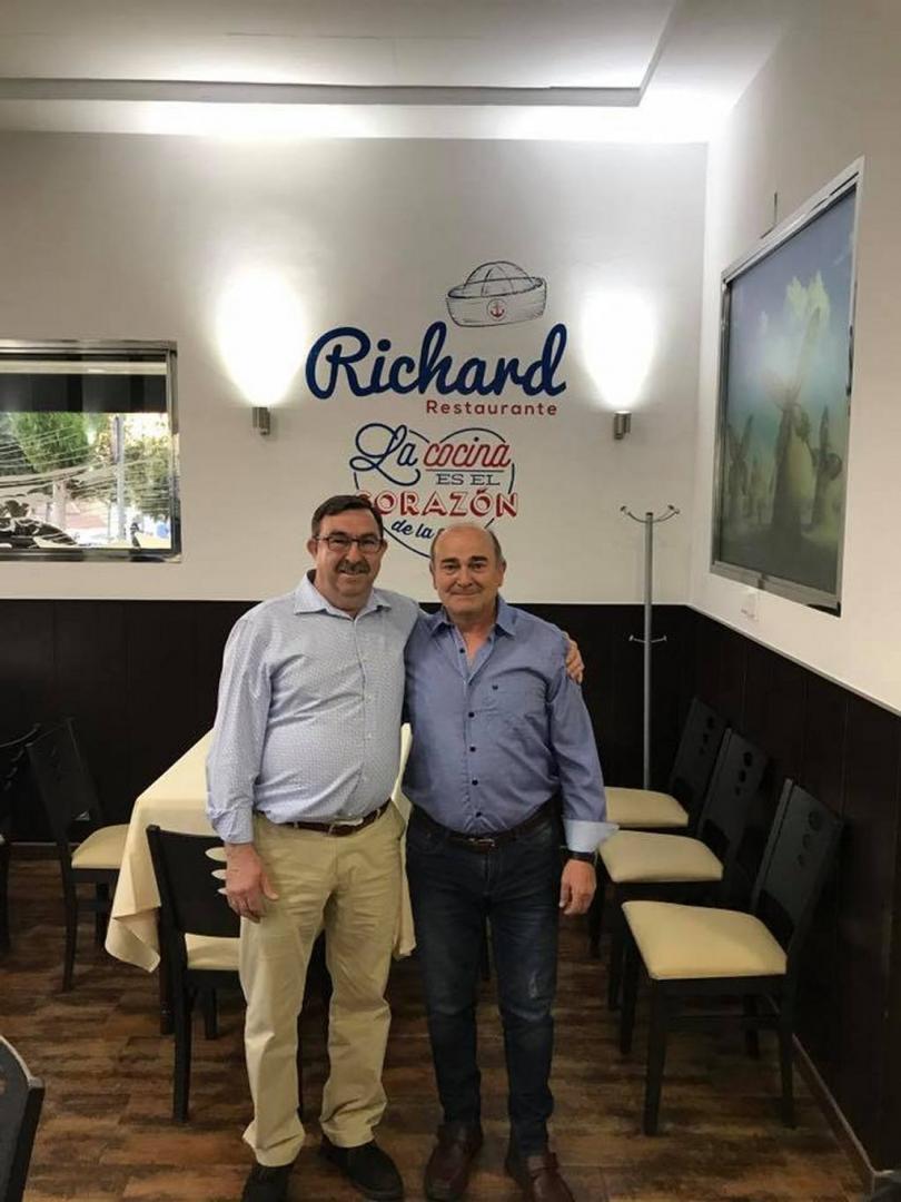 Nuestra Gente Bar Richard