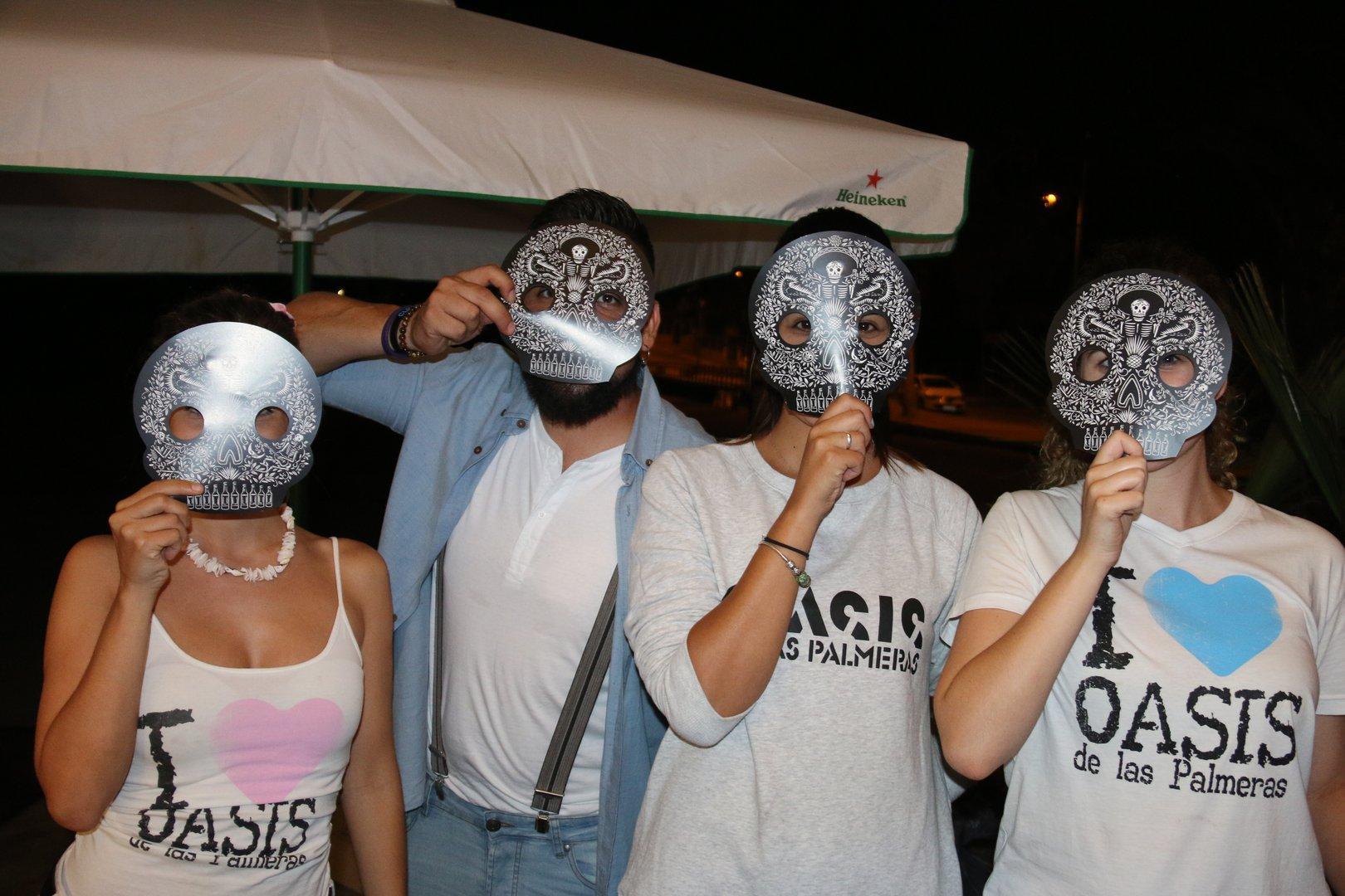 Oasis Las Palmeras Bolnuevo Inauguración Chill Out 2017