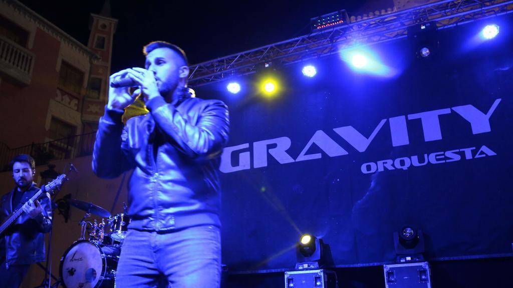 Orquesta Gravity en Fiestas de la Cruz Ulea 2019