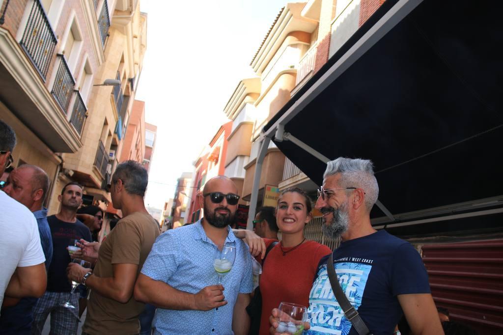 Paseando por Fiestas de Cieza 2018
