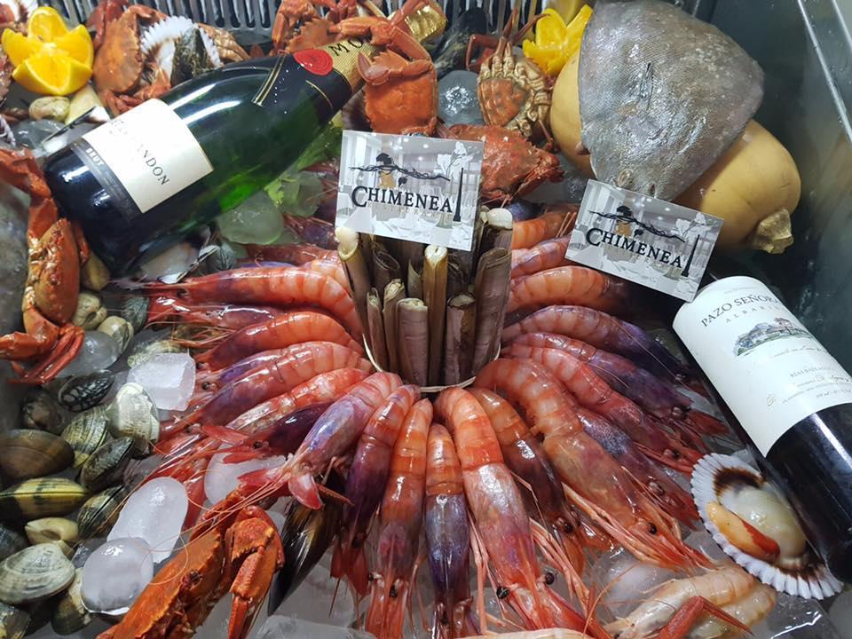 Pescados y Mariscos Restaurante La Chimenea de Molina de Segura