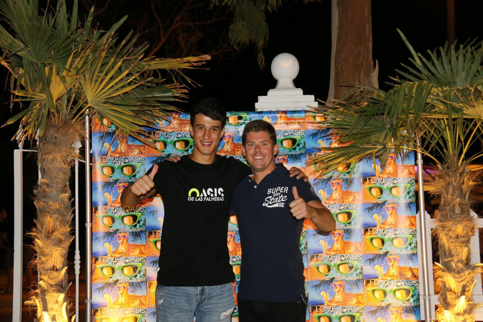 Photocall Oasis de las Palmeras-Bolnuevo 2017