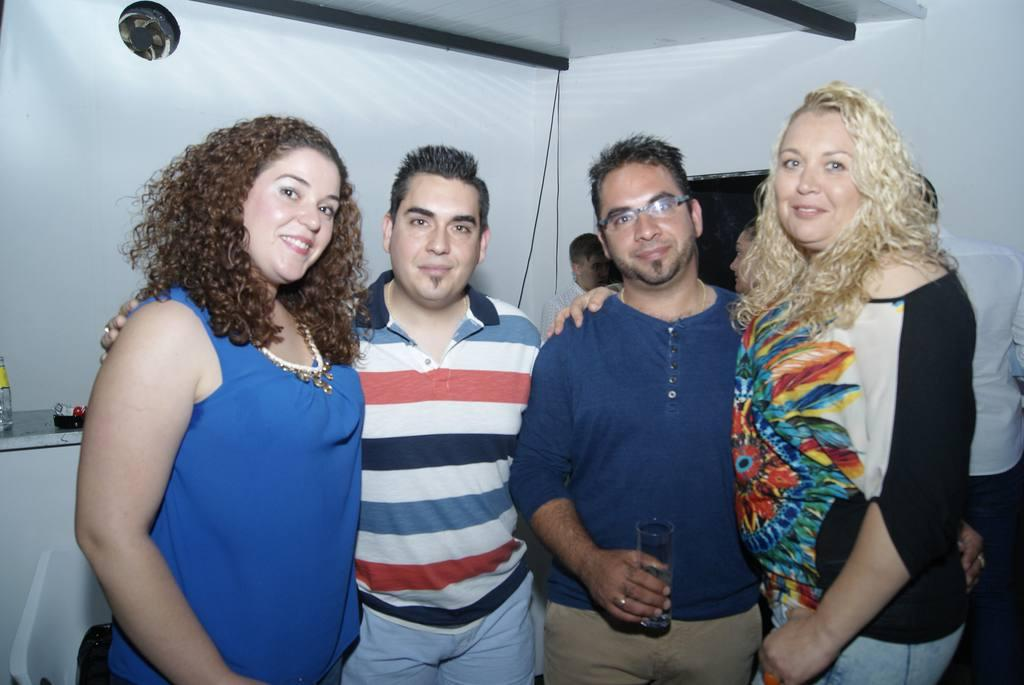 Por las Fiestas de Archena 2015