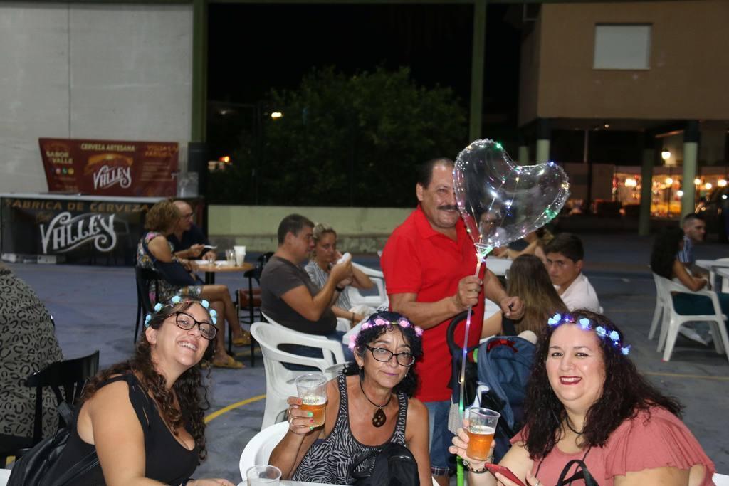 Por los Bares de Ojós Fiestas Ojós 2019