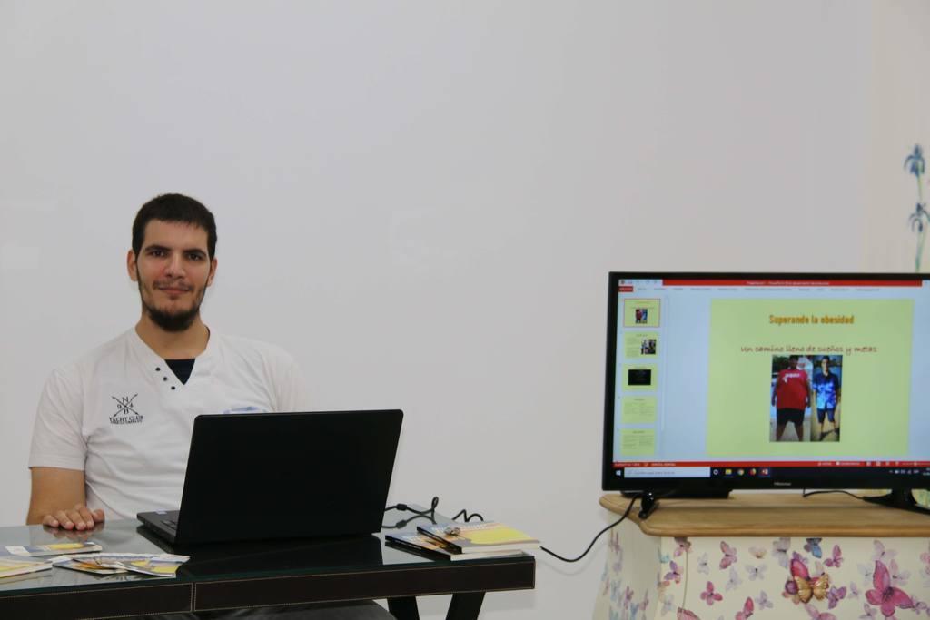 Presentación Libro Superando la Obesidad en Natussi Archena