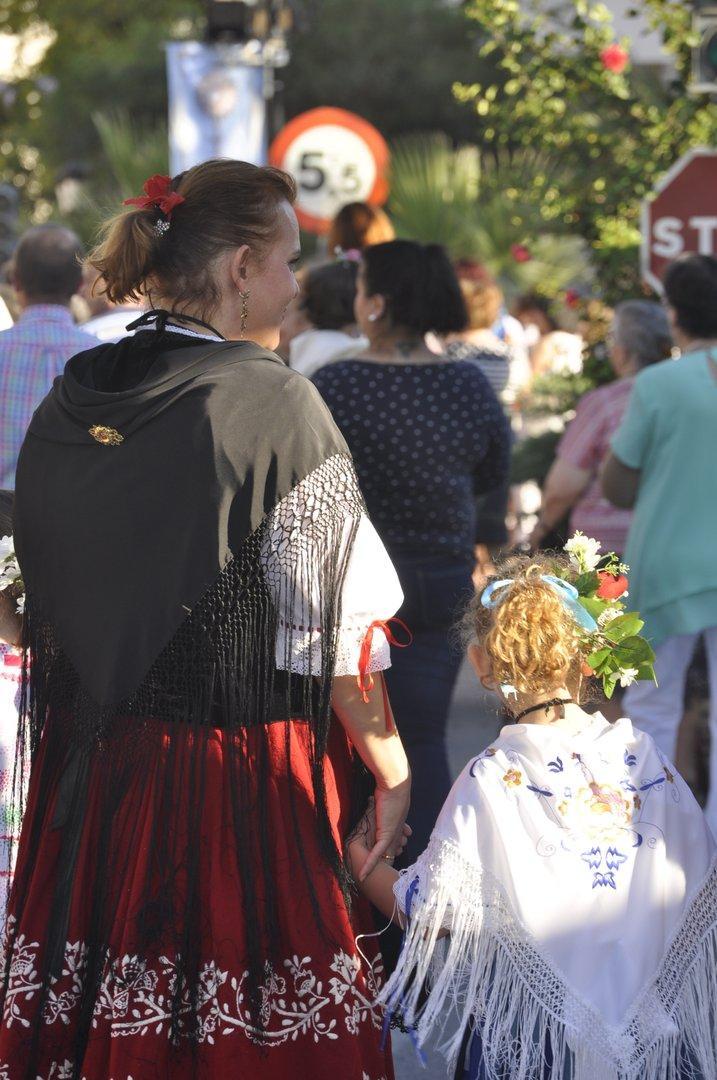 Procesión Fiestas Archena