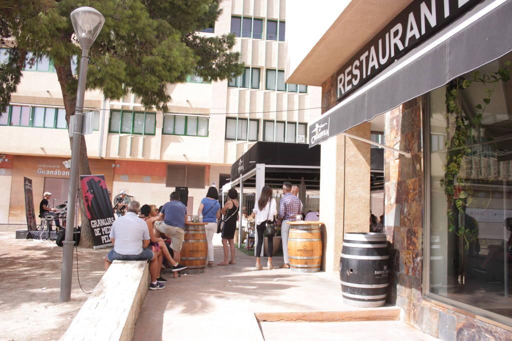 Restaurante La Chimenea Molina Tapas 2019