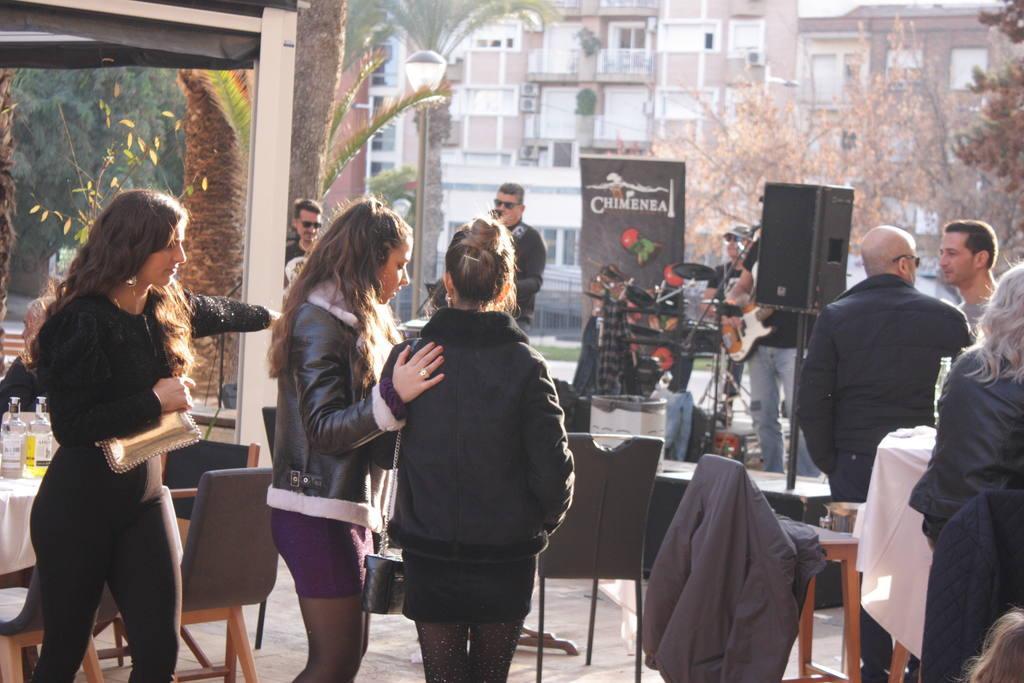 Restaurante La Chimenea Navidad 2019-20 Granujas Medio Pelo