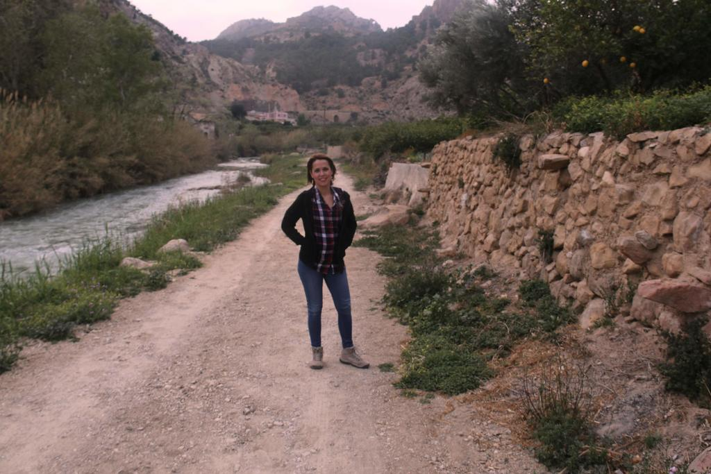 Ruta Senderista por Orilla Río Segura en Ojós - Murcia