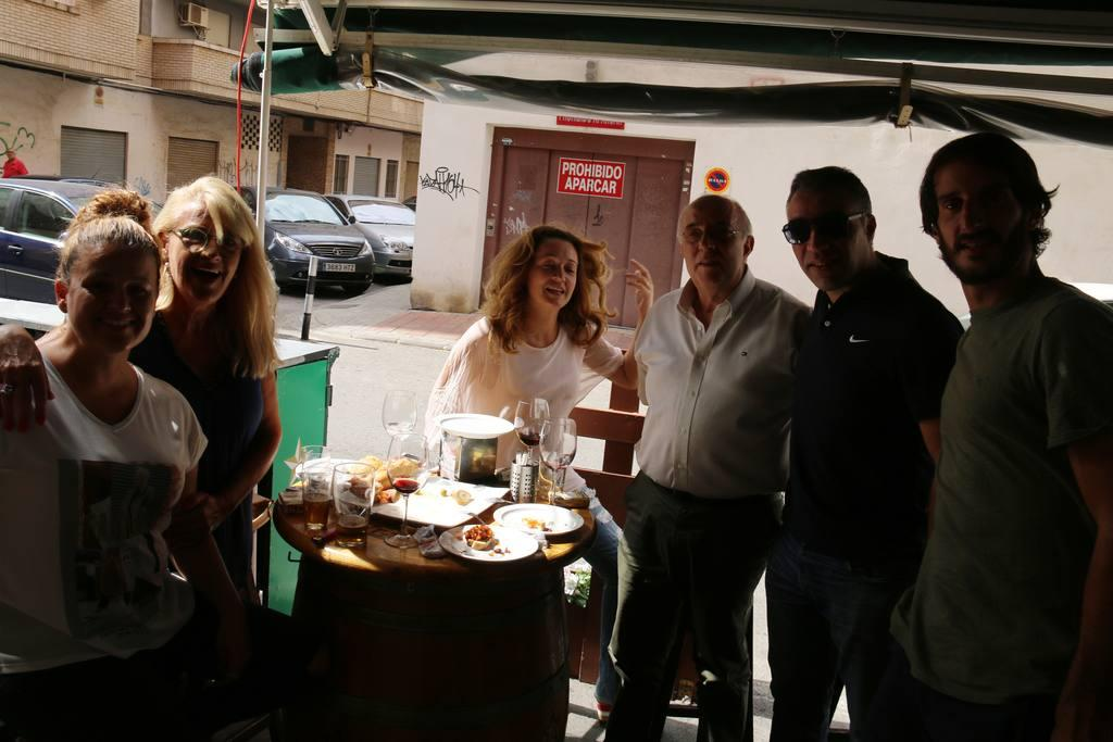 Ruta Tapa 2018 - Bar Linde