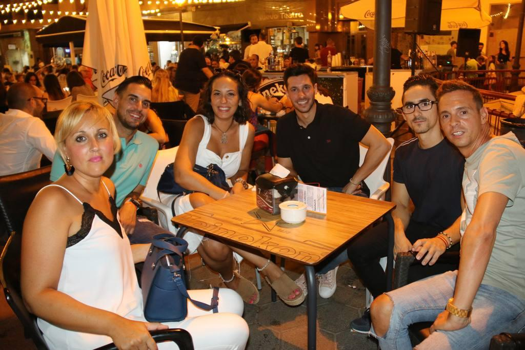 Ruta Tapa Molina 2018 - Bar Nuevo Teatro