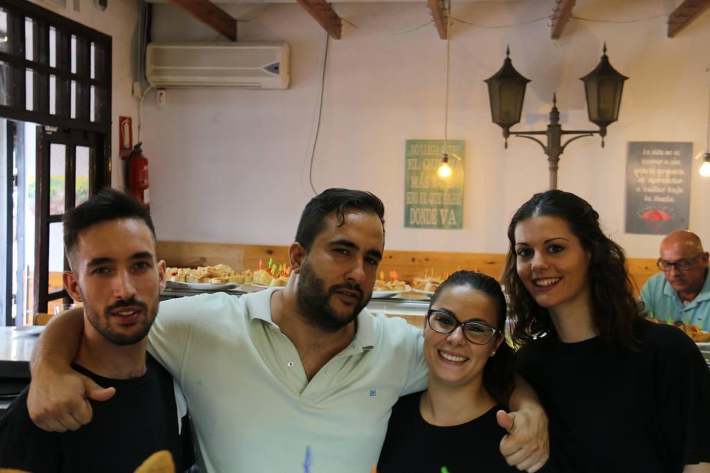 Ruta Tapa Molina 2018 - Los Faroles