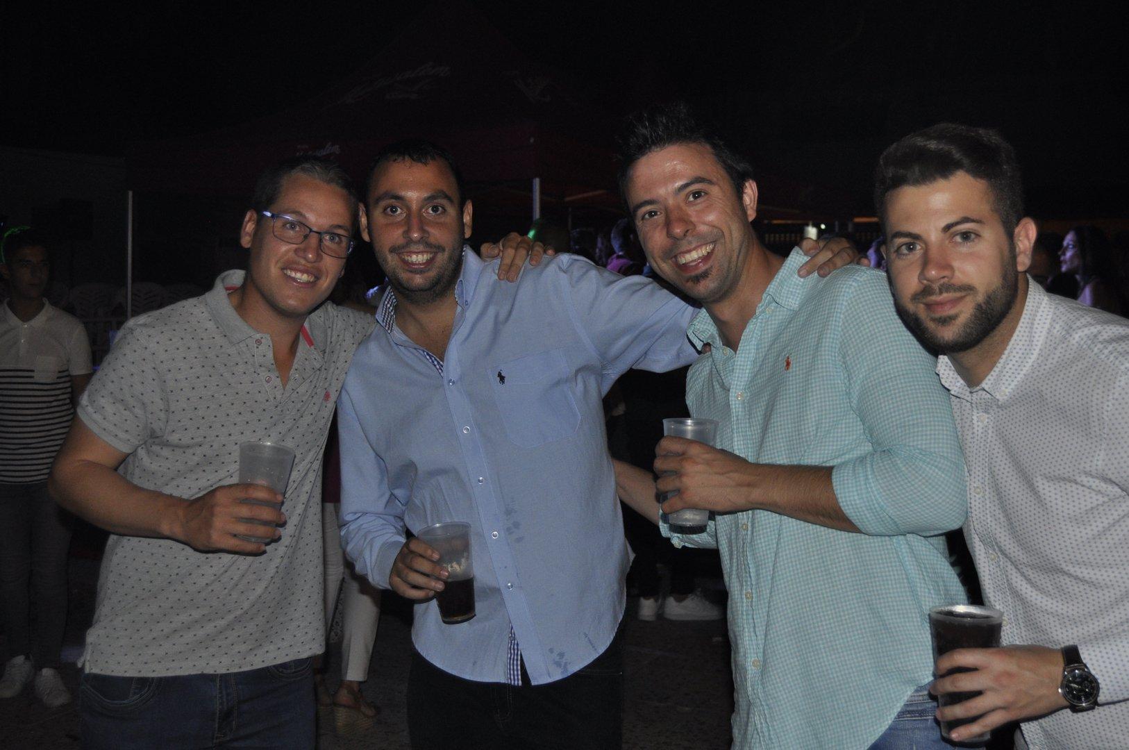 Sábado de Fiestas Archena 2017