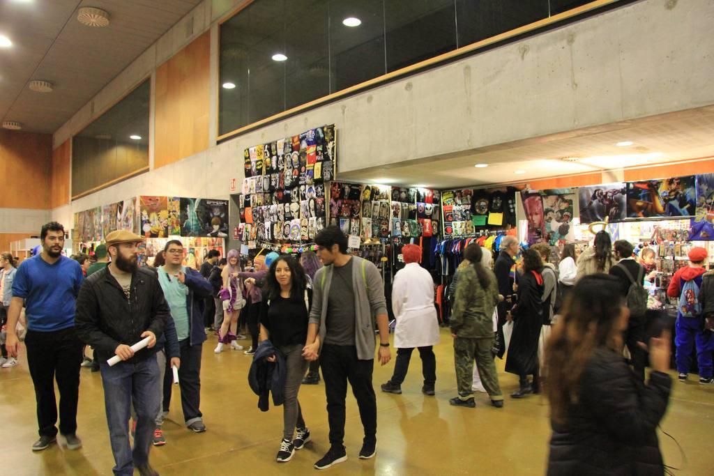 Salón Manga y Cultura Japonesa 2018