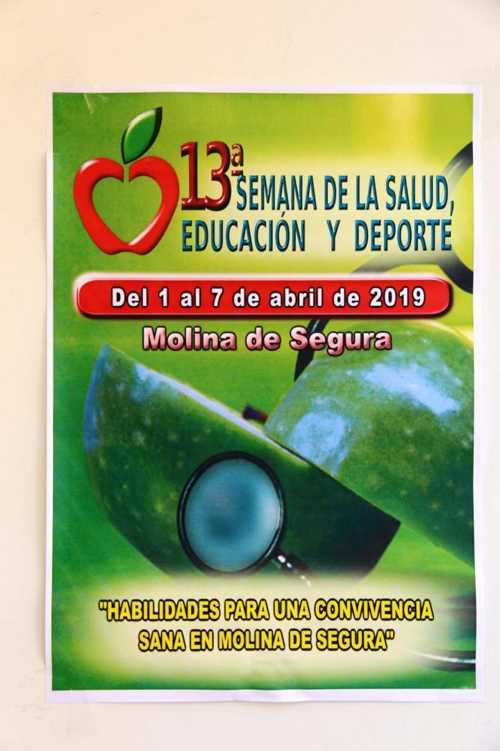 Semana de la Salud 2019 Molina de Segura