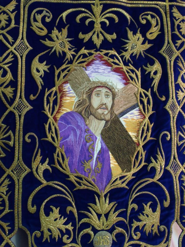 Semana Santa Molina de Segura-Santísimo Cristo de Las Penas