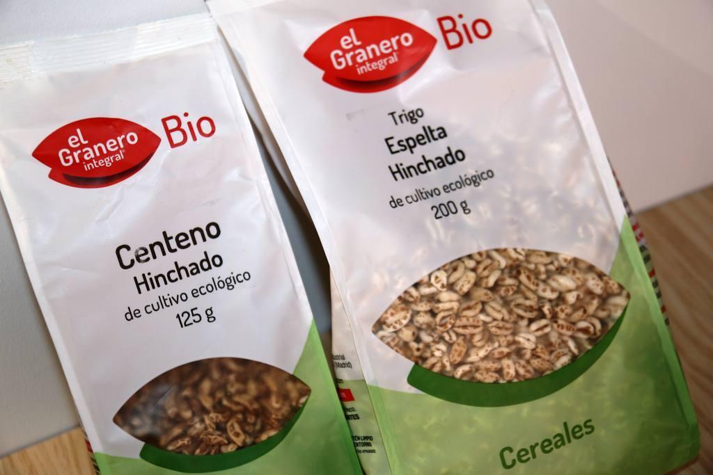 Semillas y Copos en Herboristería Natussi de Archena