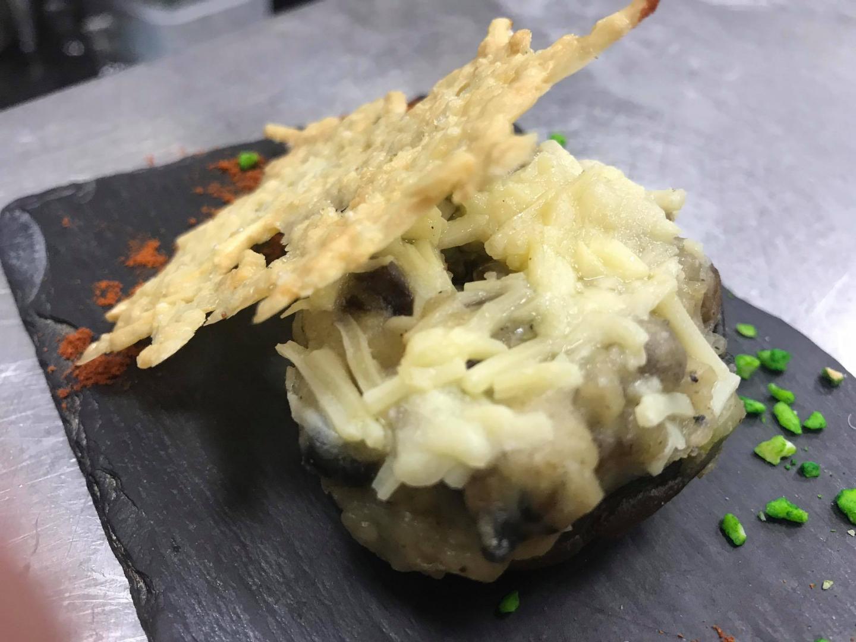 Tapas y Platos Restaurante La Chimenea de Molina
