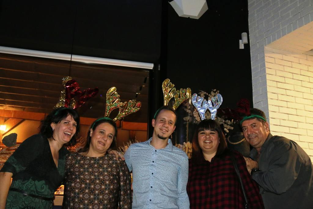 Tardeo Navidad  en Restaurante Signatura 2017
