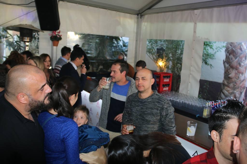 TardeVieja 2018 en Casa Pintada de Ceutí