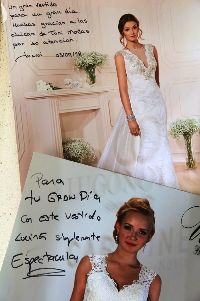 Toni-Modas Patrocinio al EFESE