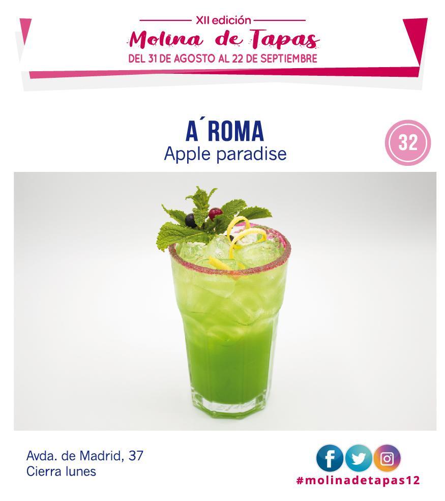 Zona Cócteles Molina Tapas 2019
