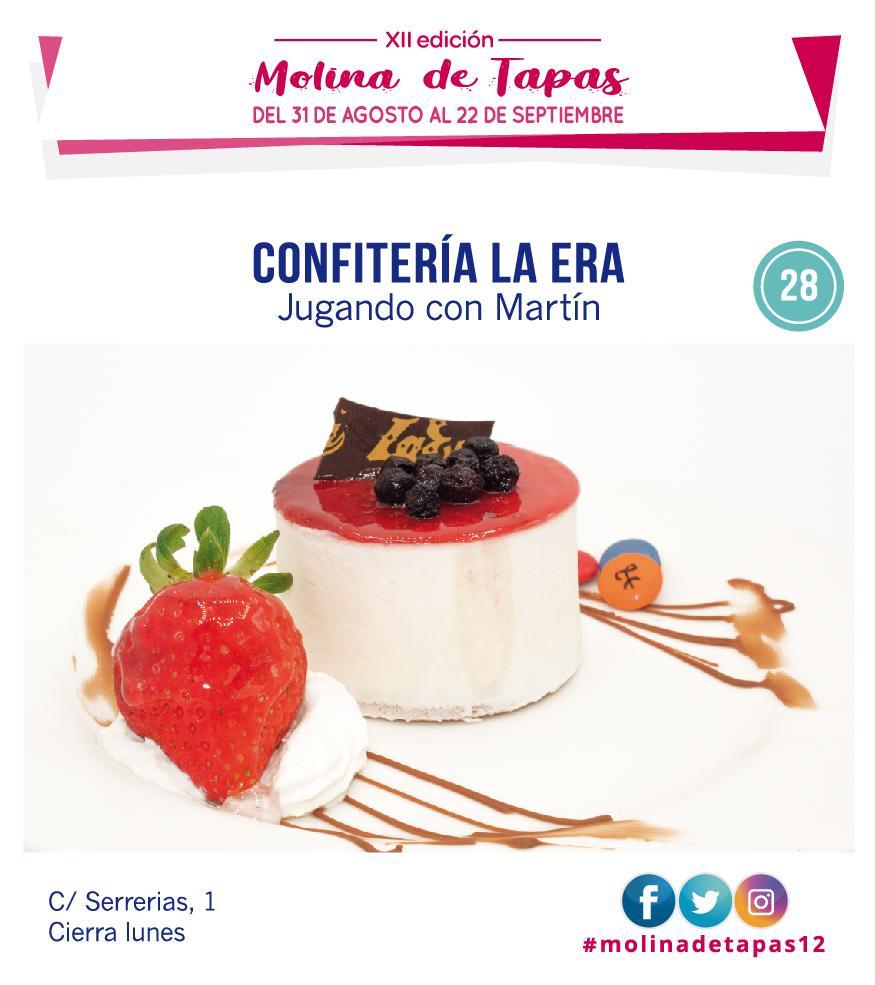 Zona Postres Molina Tapas 2019