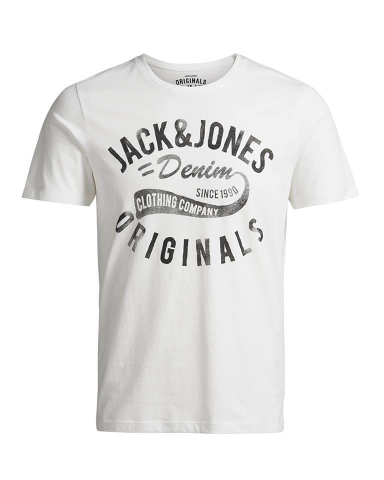 Camiseta Jack Jones 7,95 en Deportes Candido