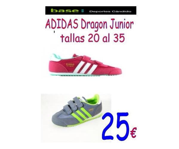 W 20 Junior Taglie Guida Dragon dalla Adidas alla 35 qw8BAx