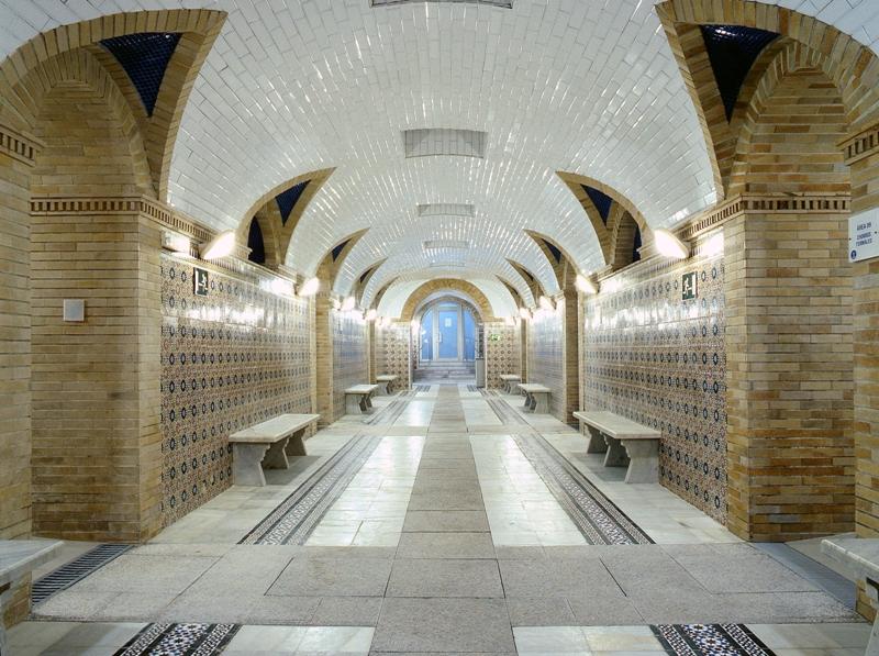 Ahorra un 15% de descuento si reservas con antelación en el Balneario de Archena