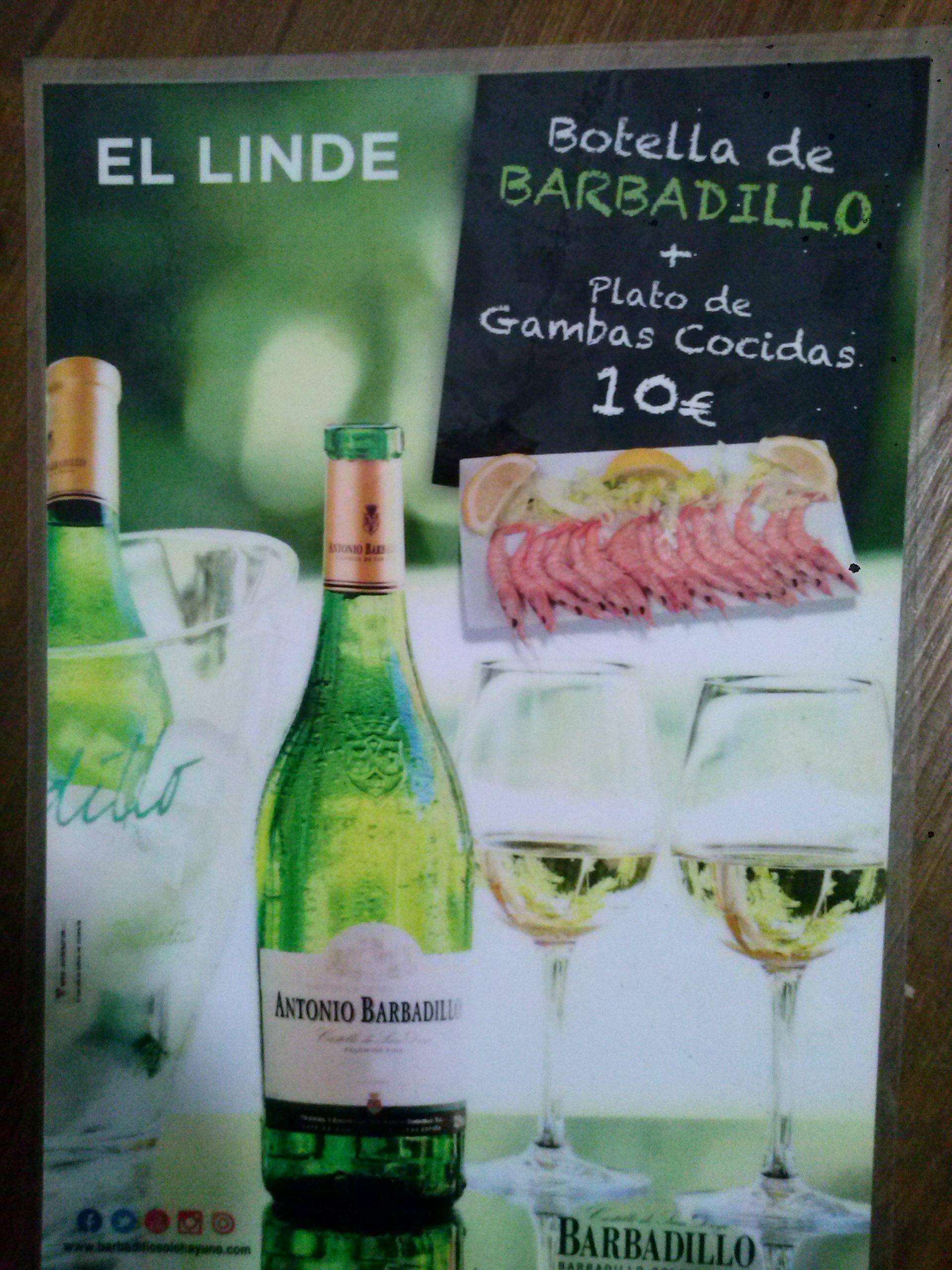 Ofertón!! Bar Linde Molina de Segura