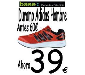 Duramo Adidas Hombre - antes 60€ Ahora 39€