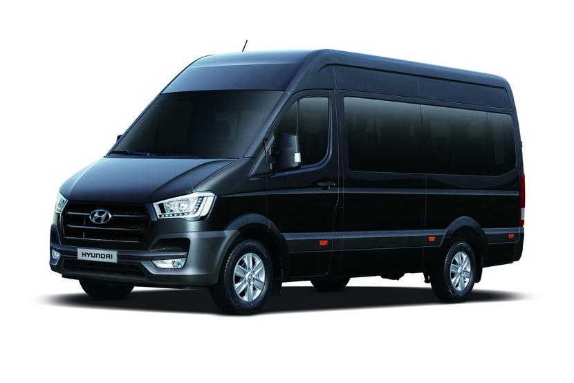H350 CHASIS CABINA 2.5 CRDI (150CV) 5.7M ESSENCE en GasMovil Hyundai