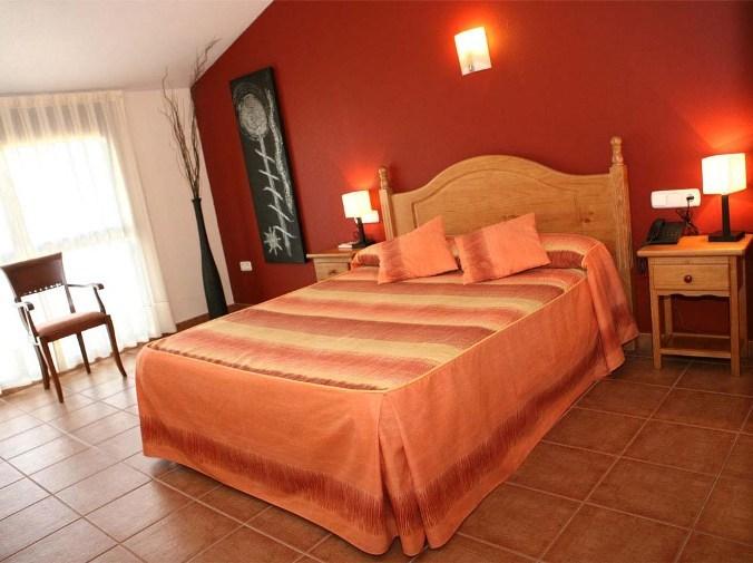 Habitación Doble y Desayuno 50€ en el Hotel Villa de Ceutí