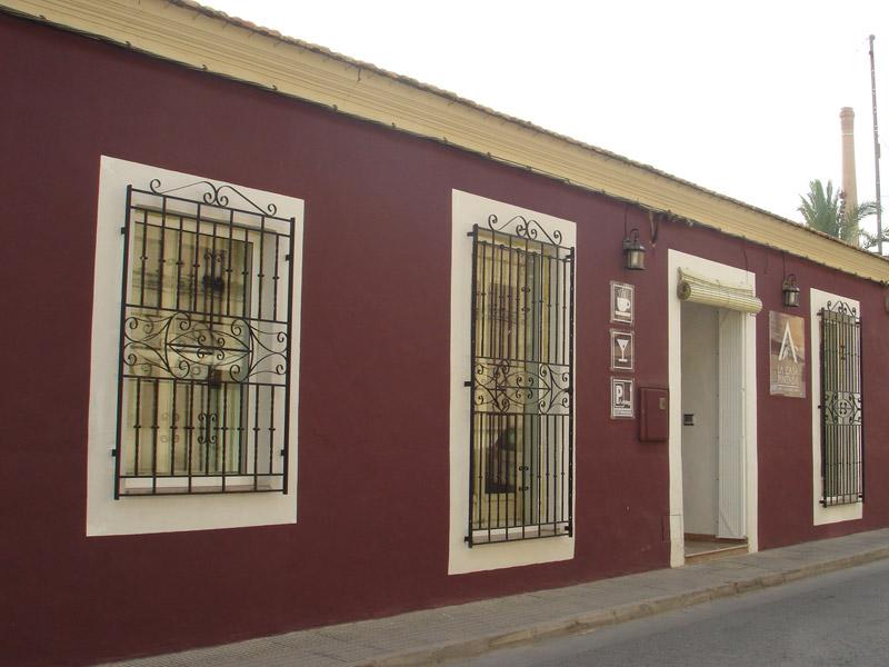 La Casa Pintada