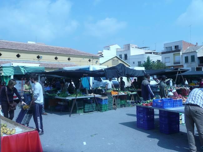 Mercado y Plaza de Abastos de Archena
