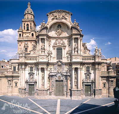 Catedral de murcia la gu a w la gu a definitiva for Baroque art style characteristics