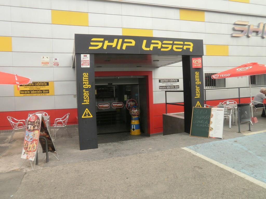Ship Laser Molina de Segura