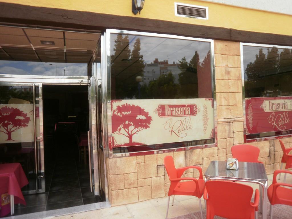 Restaurante Bar El Roble Brasería