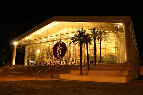 Teatre nacional de catalunya la gu a w la gu a for Teatre nacional de catalunya