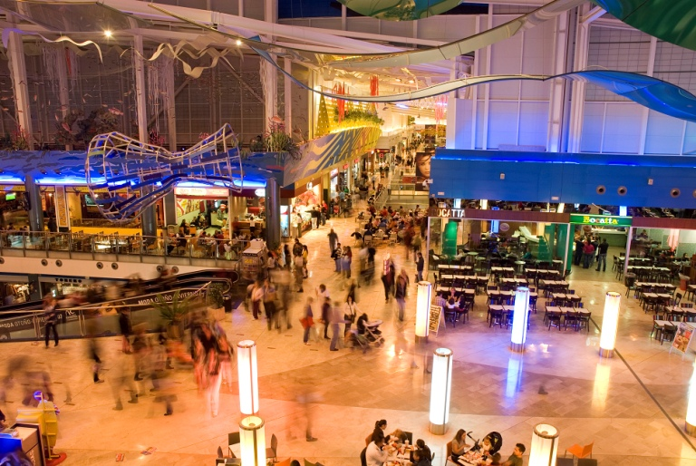 Centro comercial nueva condomina la gu a w la gu a - Centre comercial la illa ...